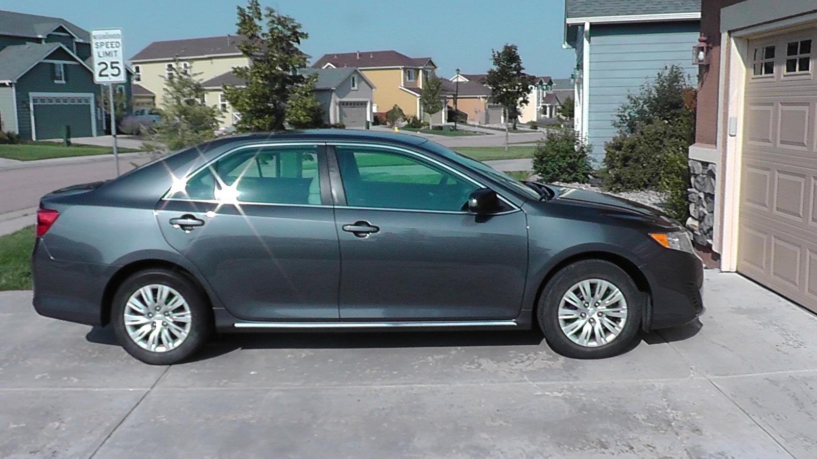 2012 Toyota Camry Exterior Pictures Cargurus