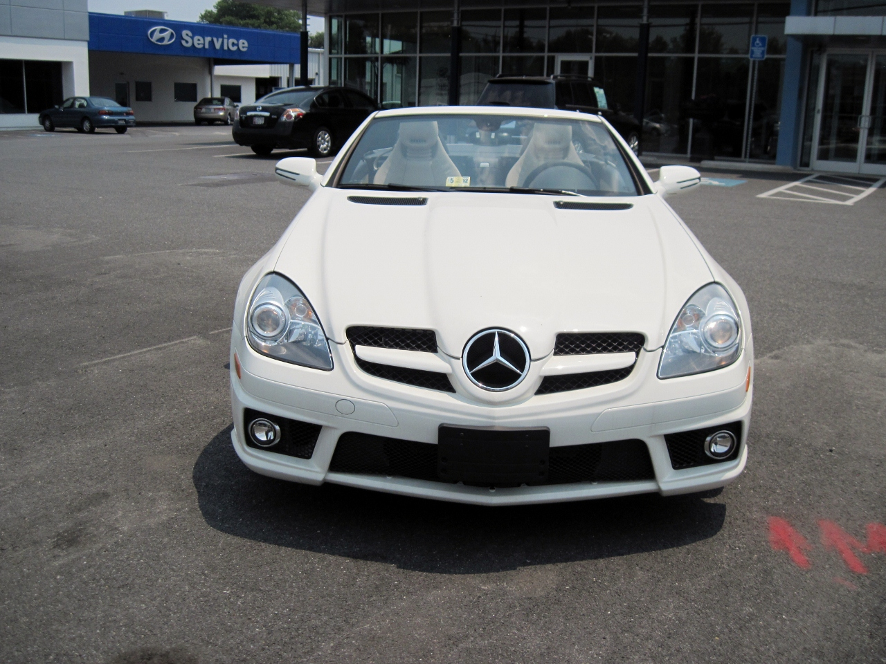 2011 Mercedes Benz Slk Class Pictures Cargurus