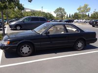 1990 Infiniti M30 Overview