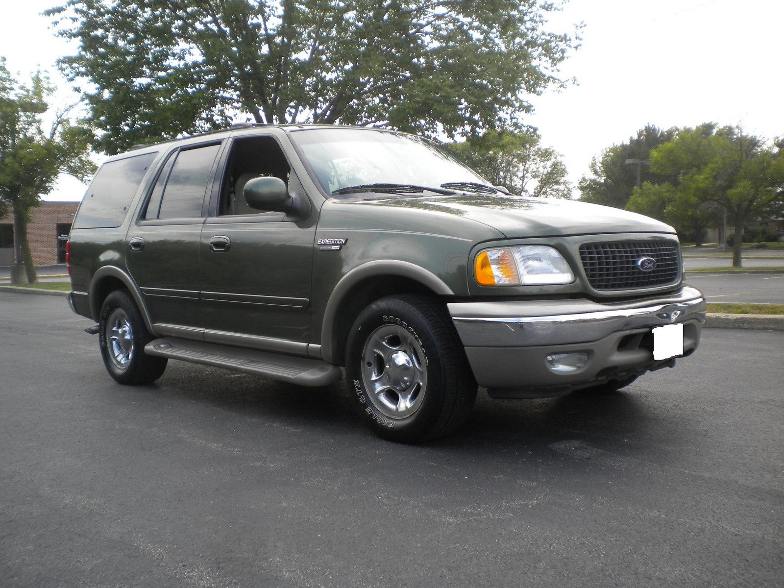 ford expedition  manual