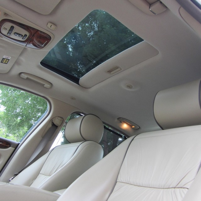 1994 Jaguar Xj Interior: 2006 Jaguar XJ-Series