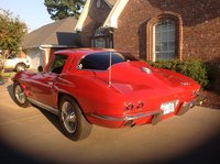 Picture of 1964 Chevrolet Corvette Coupe, exterior, gallery_worthy