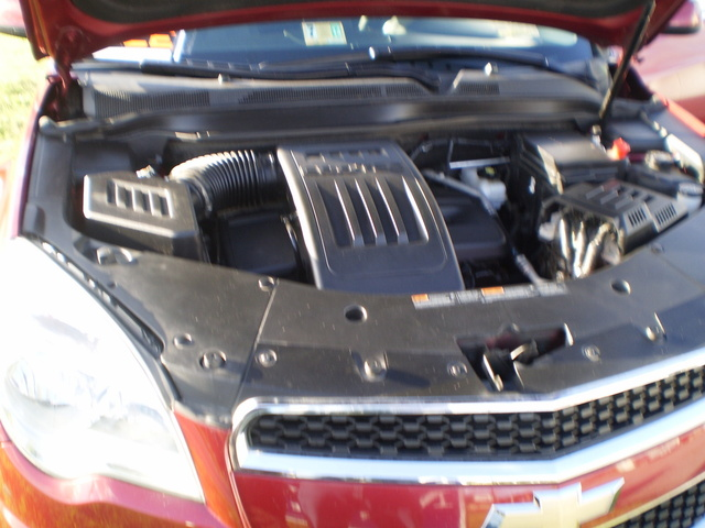 Picture of 2010 Chevrolet Equinox 1LT AWD, engine, gallery_worthy