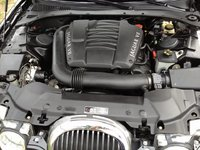 2002 Jaguar S-Type 4.0 picture, engine