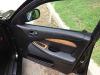 2002 Jaguar S-Type 4.0 picture, interior