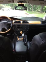 Picture of 2002 Jaguar S-TYPE 4.0, interior