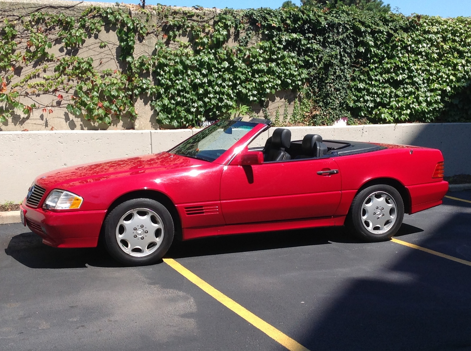 Used mercedes benz sl class for sale chicago il cargurus for Used mercedes benz sl for sale