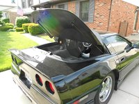 Picture of 1986 Chevrolet Corvette Coupe, interior, gallery_worthy