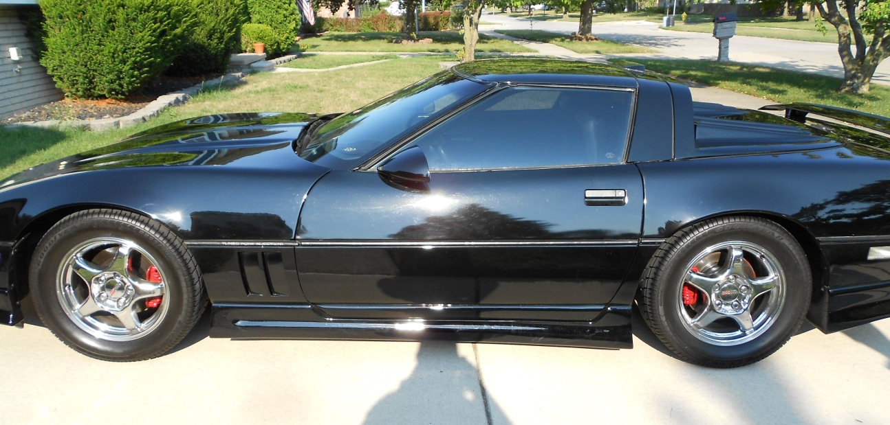 1986 Chevrolet Corvette Coupe, Picture of 1986 Chevrolet Corvette Base, exterior