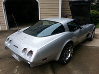 Picture of 1979 Chevrolet Corvette Coupe, exterior