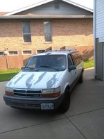 Picture of 1991 Dodge Grand Caravan 3 Dr STD Cargo Van Extended, exterior
