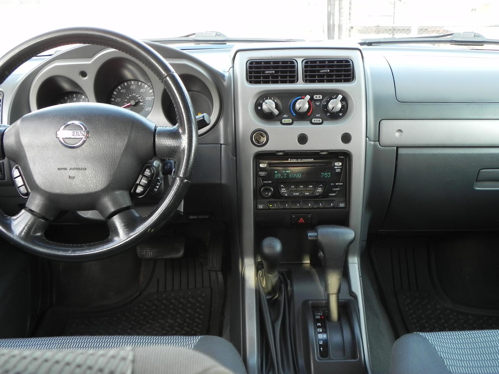 2002 Nissan Xterra Pictures Cargurus