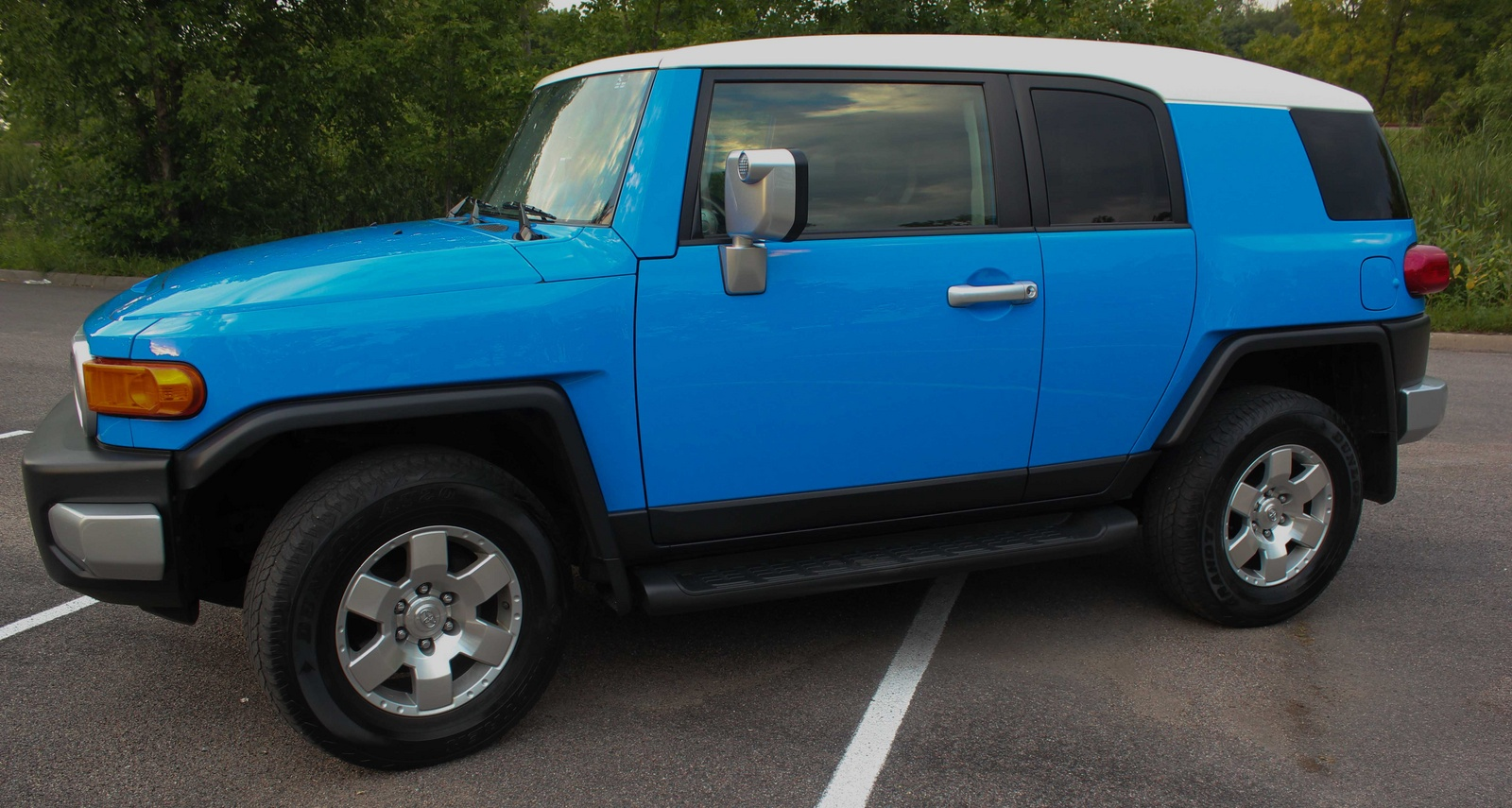 used toyota fj cruiser for sale minneapolis mn cargurus. Black Bedroom Furniture Sets. Home Design Ideas