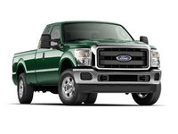 2014 Ford F-250 Super Duty, Front-quarter view, exterior, manufacturer, gallery_worthy