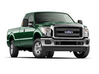2014 Ford F-250 Super Duty, Front-quarter view, manufacturer, exterior