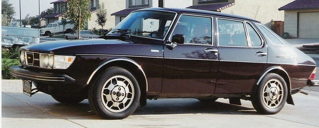Picture of 1978 Saab 99