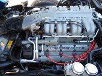 Picture of 1991 Chevrolet Corvette ZR1, engine