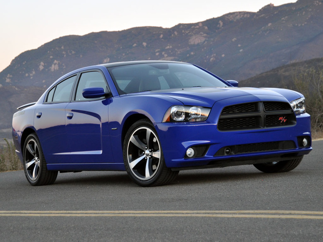 Dodge Charger Review Car And Driver