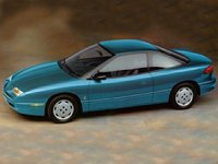 Picture of 1993 Saturn S-Series 2 Dr SC1 Coupe, exterior