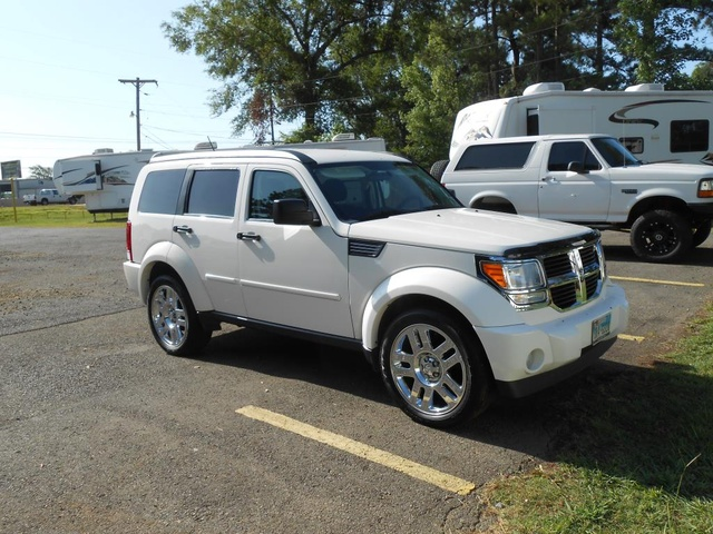 2010 Dodge Nitro Overview CarGurus