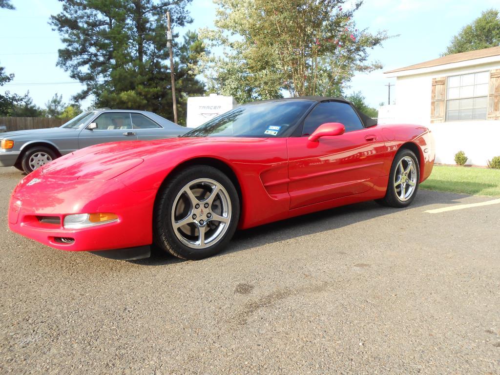 2003 Chevrolet Corvette Pictures Cargurus