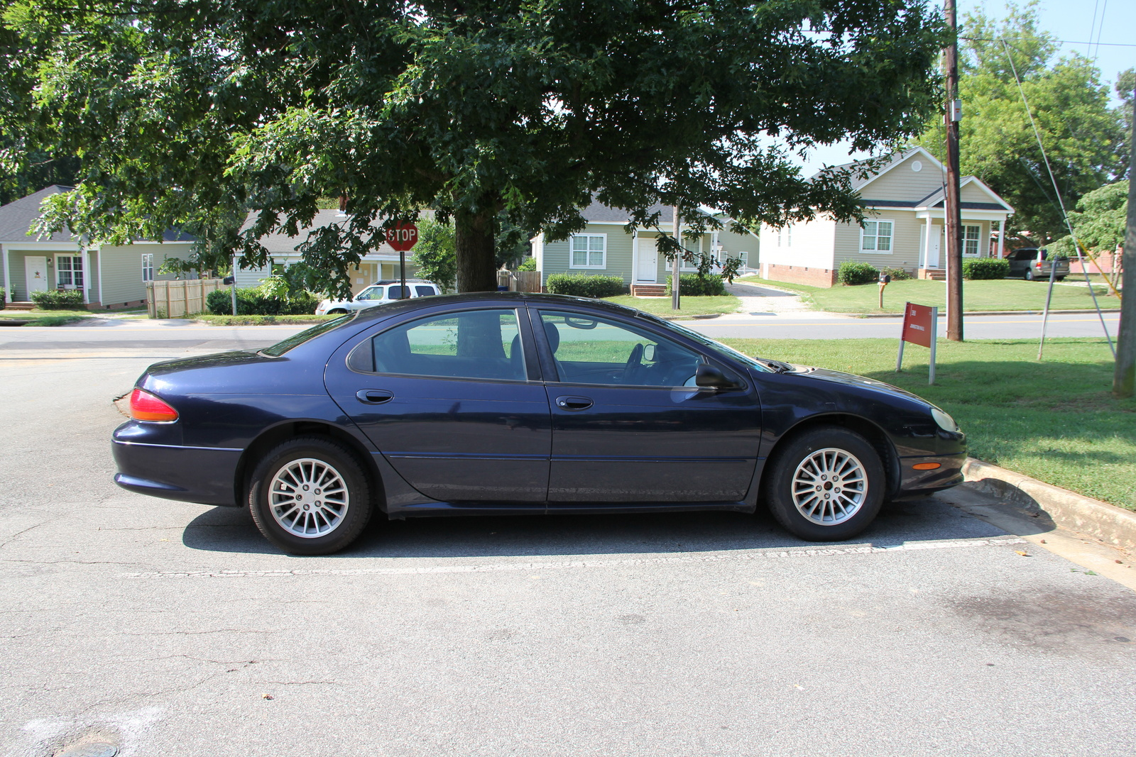 picture of 2002 chrysler concorde lxi exterior. Cars Review. Best American Auto & Cars Review