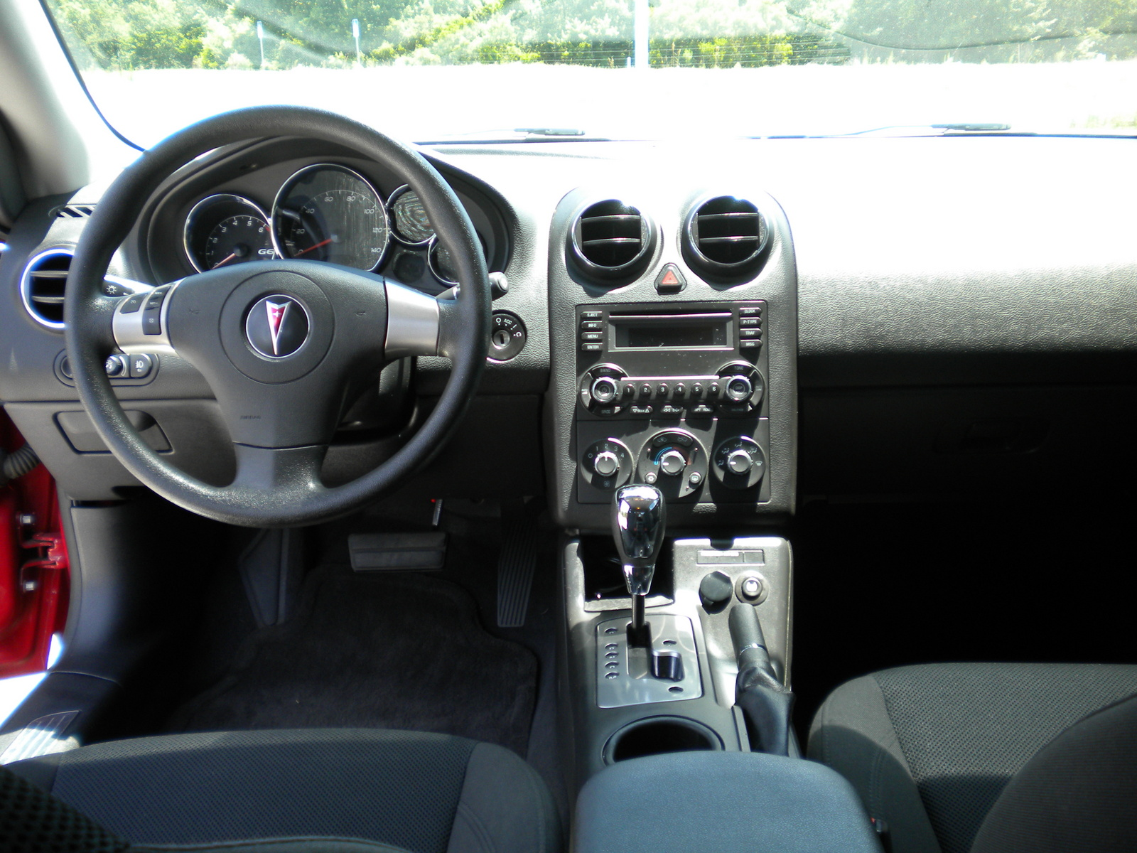 Picture Of 2006 Pontiac G6 Gt Coupe Interior
