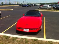 Picture of 1989 Chevrolet Corvette Convertible, exterior