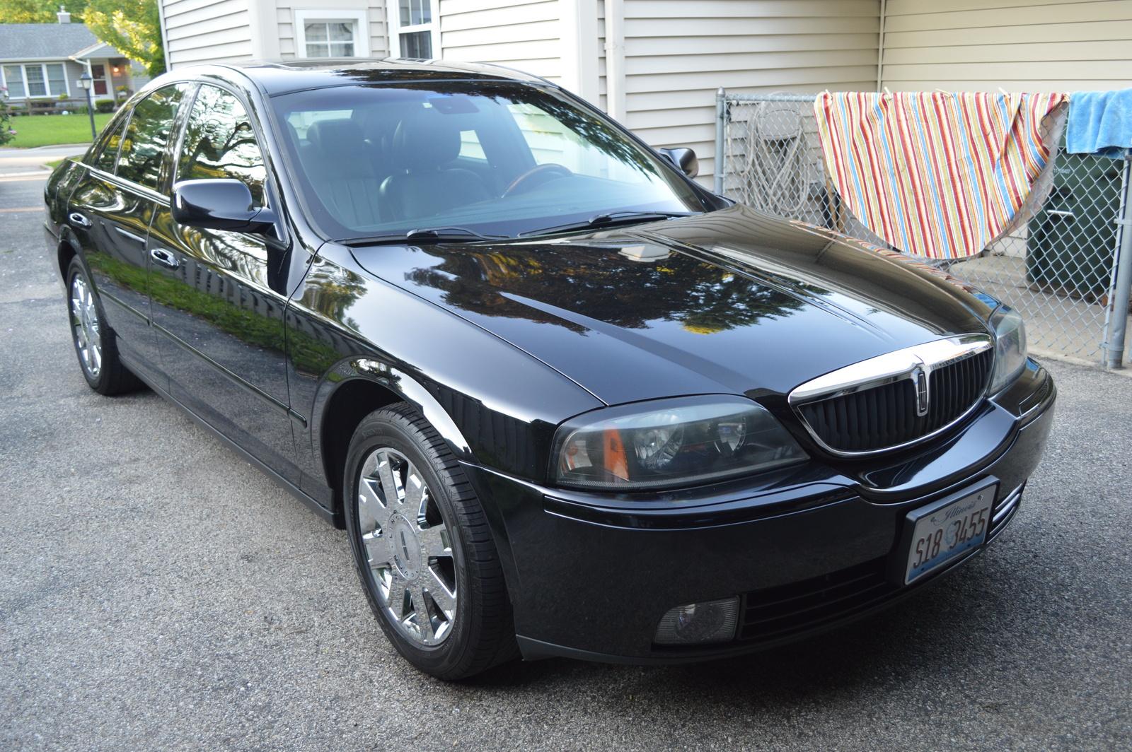 2003 Lincoln Ls Pictures Cargurus