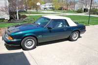 Picture of 1990 Ford Mustang LX 5.0 Convertible, exterior, gallery_worthy