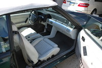 Picture of 1990 Ford Mustang LX 5.0 Convertible, interior