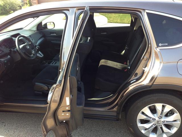 Picture of 2012 Honda CR-V EX AWD, interior