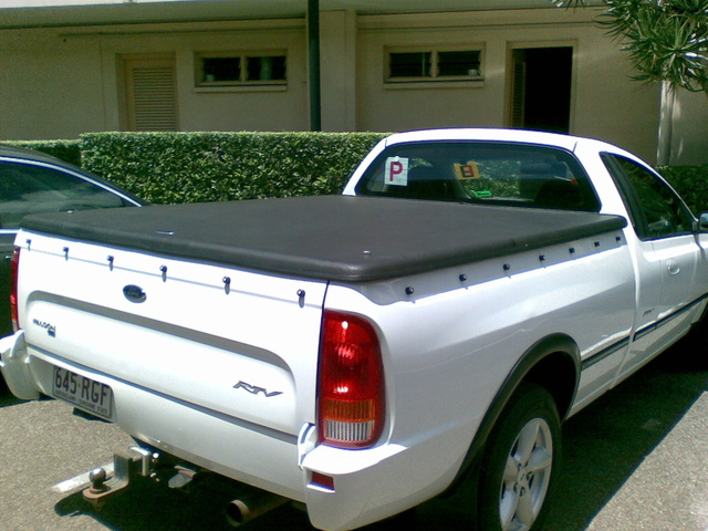 2005 Ford Falcon BF RTV Ute