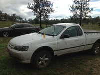 2005 Ford Falcon BF RTV Ute, exterior, gallery_worthy