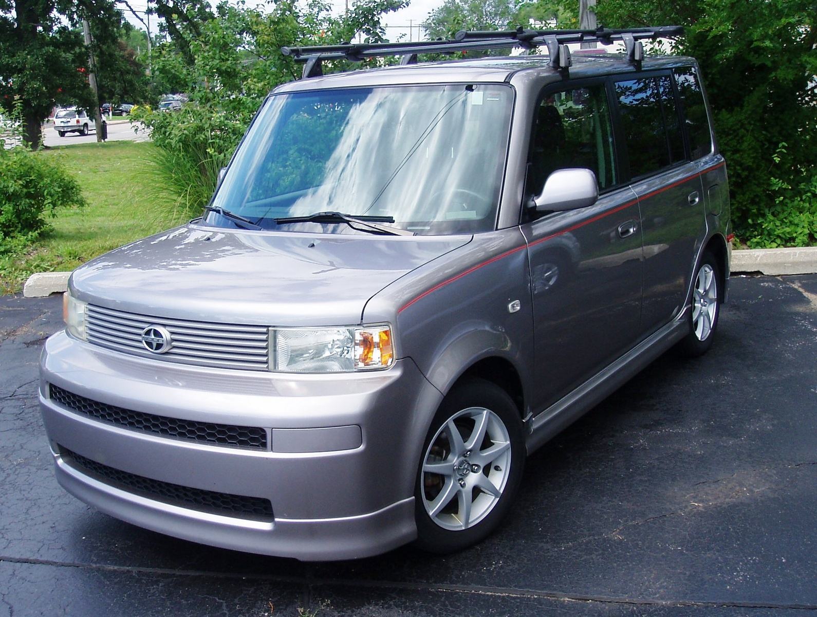 scion xb 2006 autos weblog. Black Bedroom Furniture Sets. Home Design Ideas