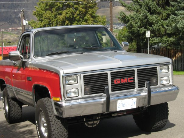 1985 GMC Sierra picture
