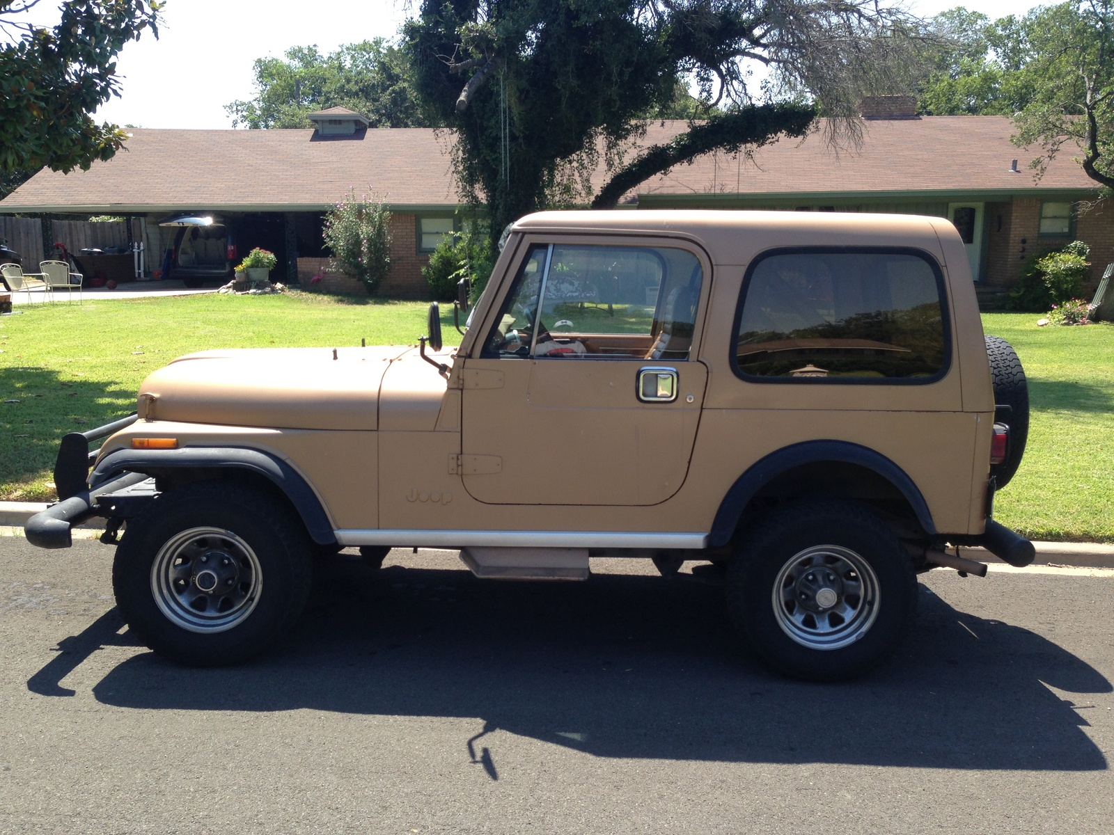 1981 jeep wagoneer pictures cargurus - 1985 Jeep Cj7 Pictures Cargurus