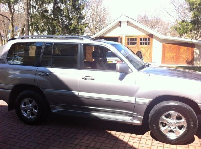 Picture of 2001 Toyota Land Cruiser Prado