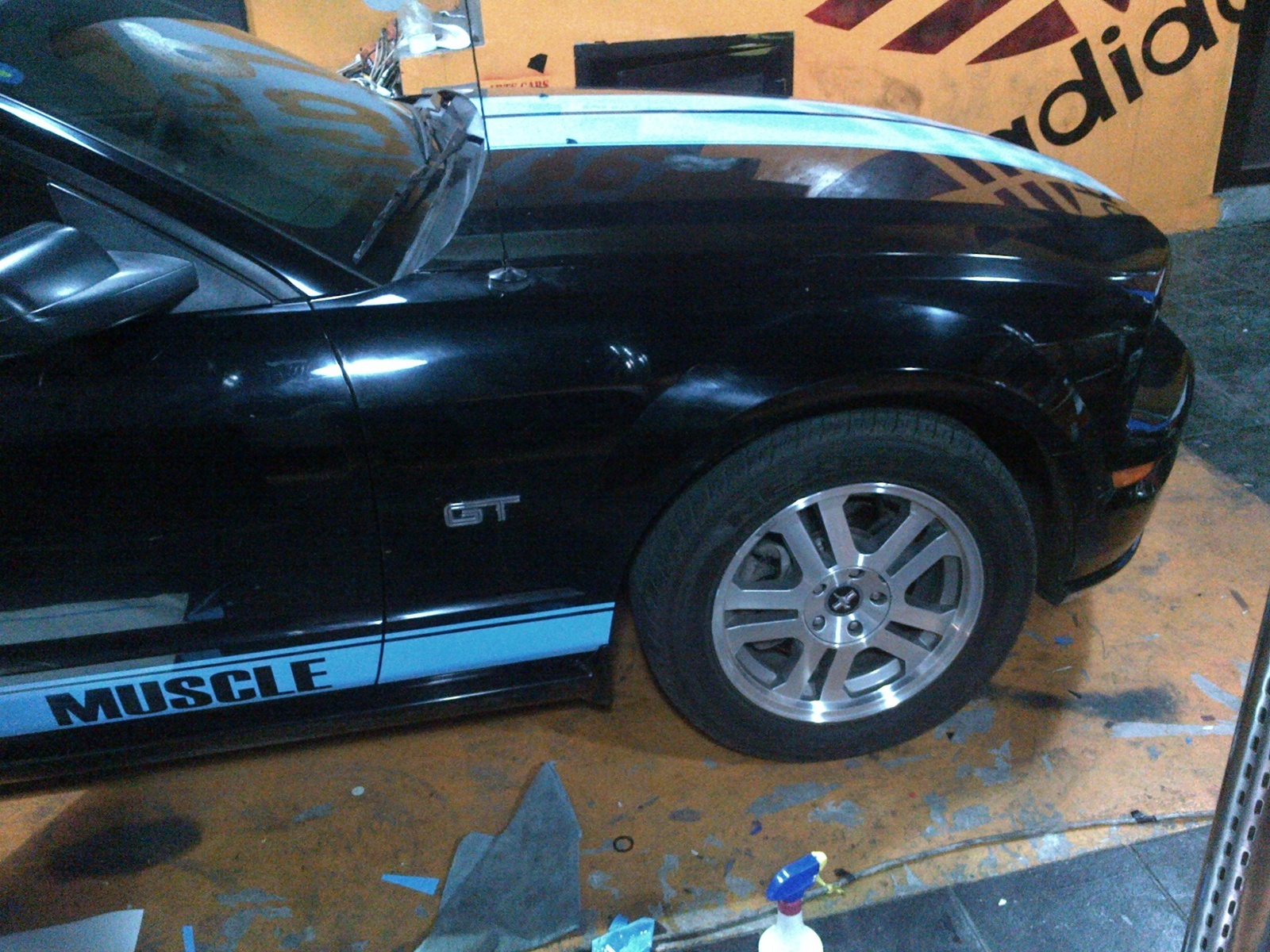 Ford Mustang Questions Guys i have a mustang gt 2006 V8