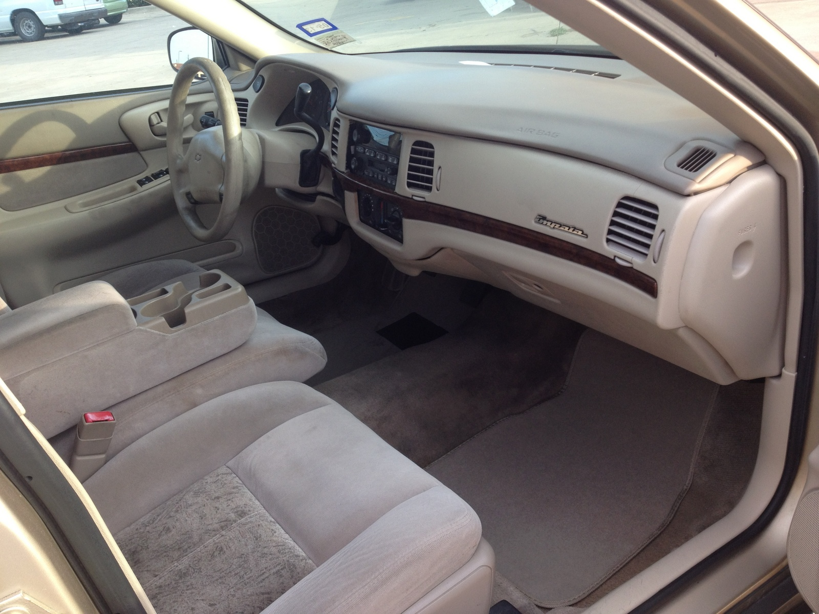 2004 Chevy Impala Dashboard Replacement