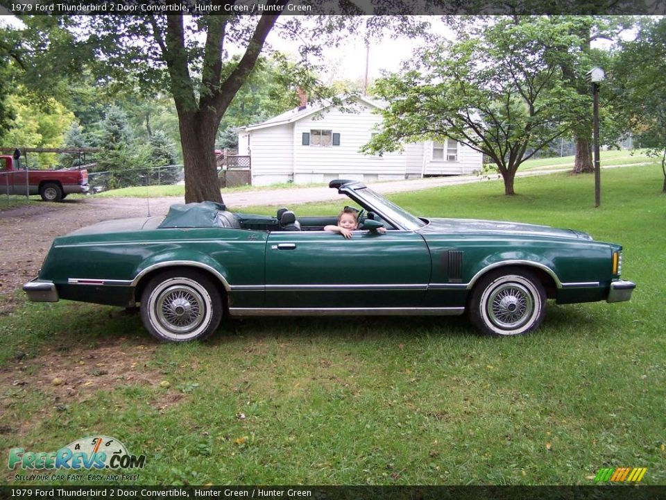 Ford Thunderbird Questions - how much can i sell my 1979 ford ...