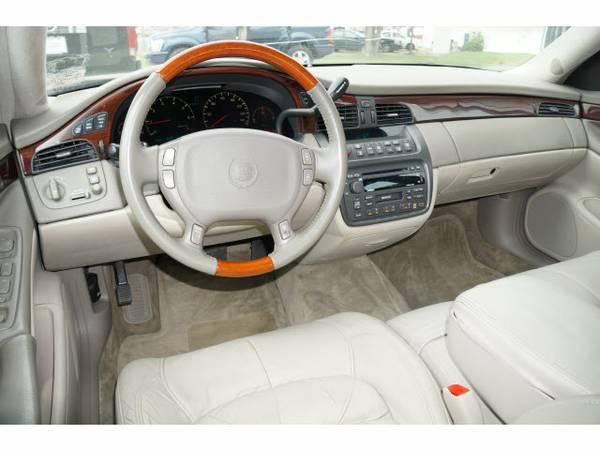 2003 Cadillac Deville Interior Pictures Cargurus