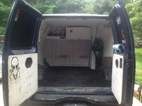 Picture of 1997 Ford E-350 STD Econoline Cargo Van, interior