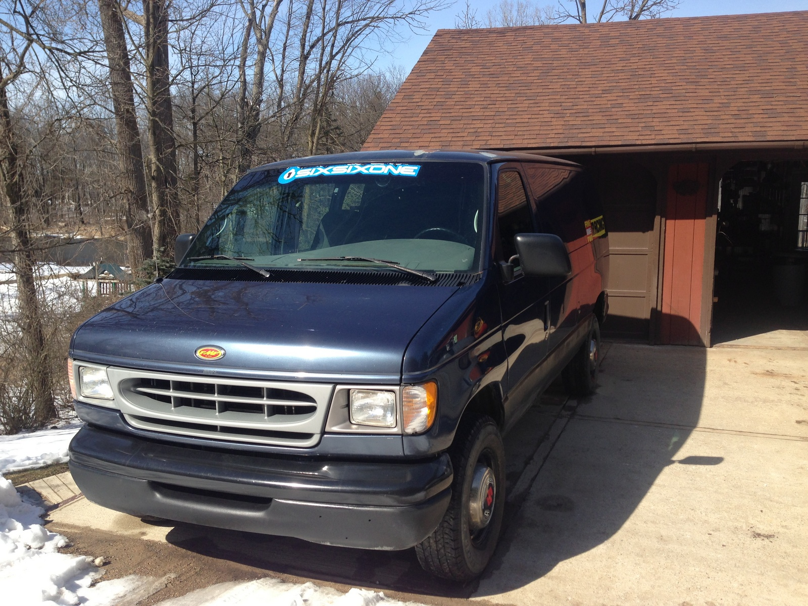 Picture of 1997 Ford E-350 STD Econoline Cargo Van