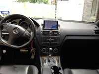 Picture of 2009 Mercedes-Benz C-Class C AMG 63, interior, gallery_worthy