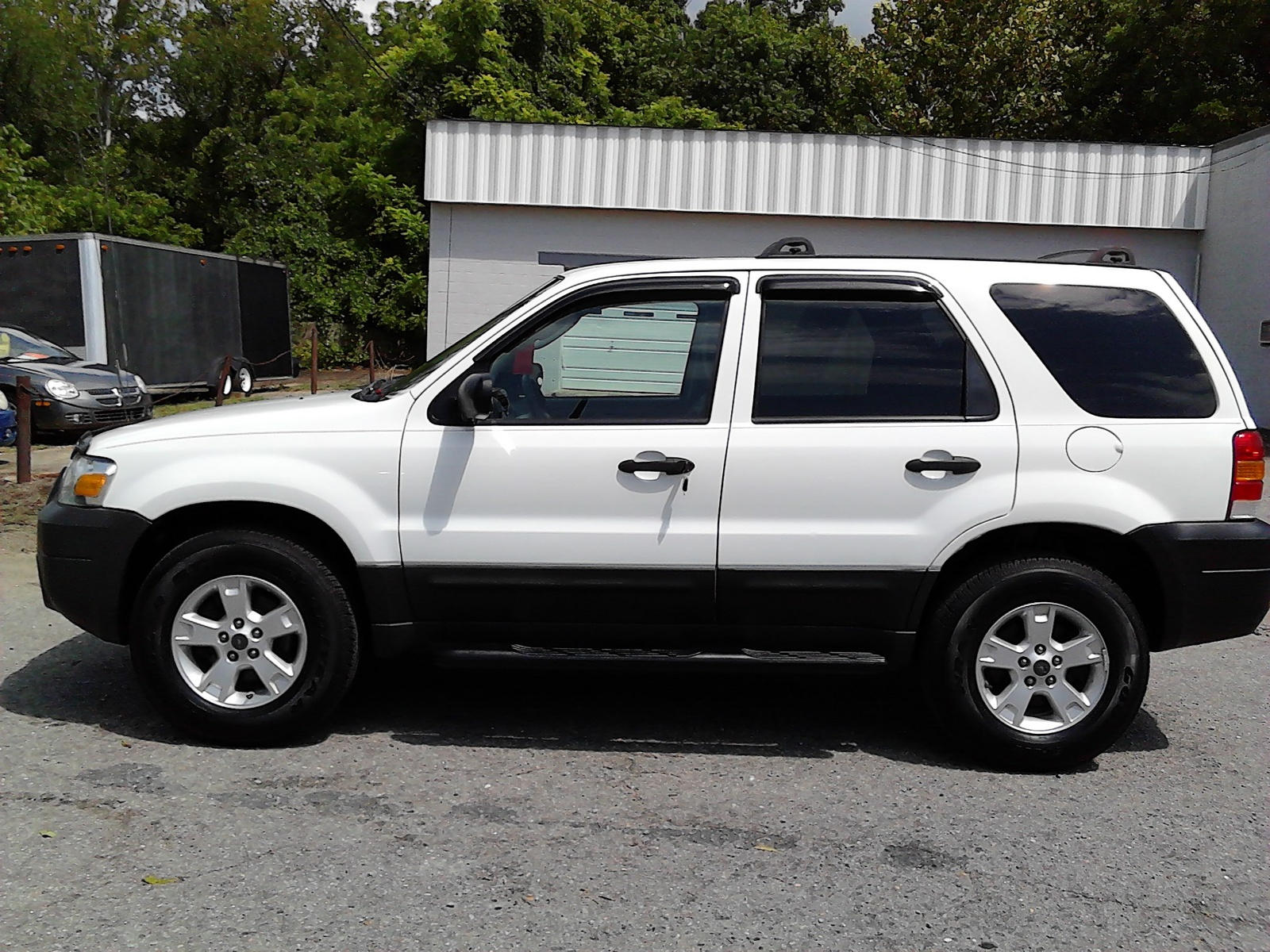 picture of 2005 ford escape xlt 4wd exterior. Cars Review. Best American Auto & Cars Review