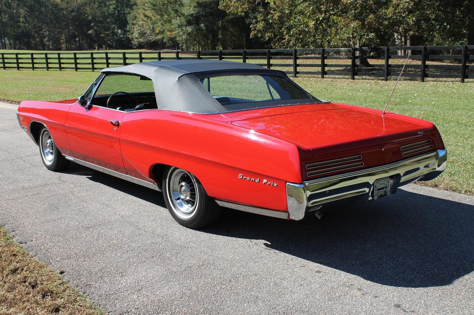 1969 Pontiac Grand Prix For Sale >> 1967 Pontiac Grand Prix - Overview - CarGurus