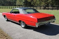 1967 Pontiac Grand Prix Overview