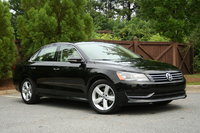 Picture of 2012 Volkswagen Passat SE w/ Sunroof, exterior