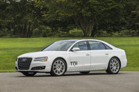 2014 Audi A8 Picture Gallery